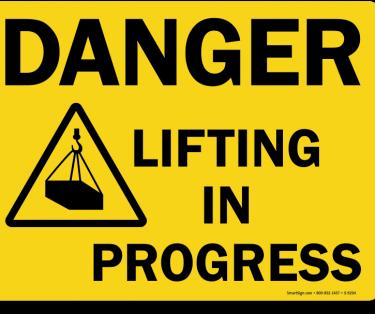 Lifting Operations - लिफ्ट सञ्चालन